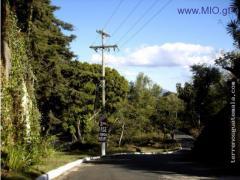 Carretera al Salvador, cerca de Hotel San Gregorio