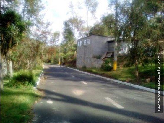 Carretera/Salvador a 5 min. de Texaco Cuchilla