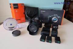 Sony Alpha a6300/Sony A7R Ii /Sony Alpha a7S/Sony Alpha A7R II Mark II.