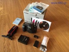 Canon 5D Mark II / Canon 60D / Canon 7D Mark II/  Canon 77D / Canon 1DX Mark II