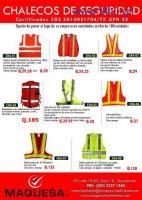 tenemos diferentes clases de chalecos al mejor precio!!