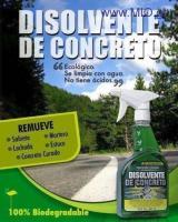 BUSCAS UN DISOLVENTE DE CONCRETO UTILIZA SPEEDY CLEAN