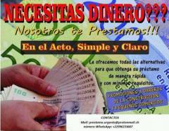 OFERTA DE ASISTENCIA FINANCIERA