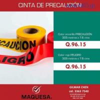 BUSCAS CINTAS DE PRECAUCION  O CINTRAS DE PELIGRO