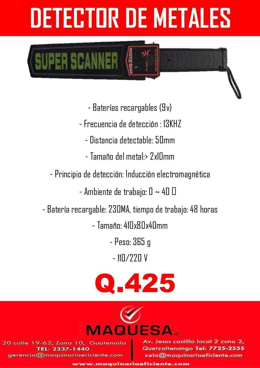 DETECTORES DE METALES EN OFERTA APROVECHA!!!