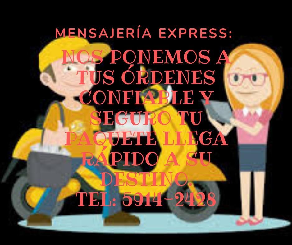 Mensajería Express:
