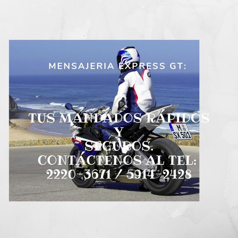 Mensajería Express GT