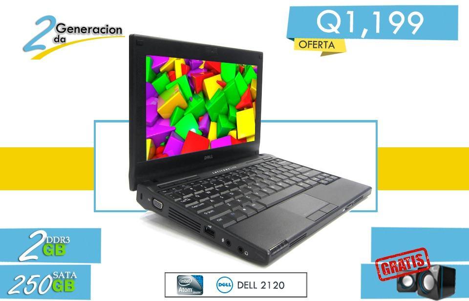 Minilaptop Latitude E2120
