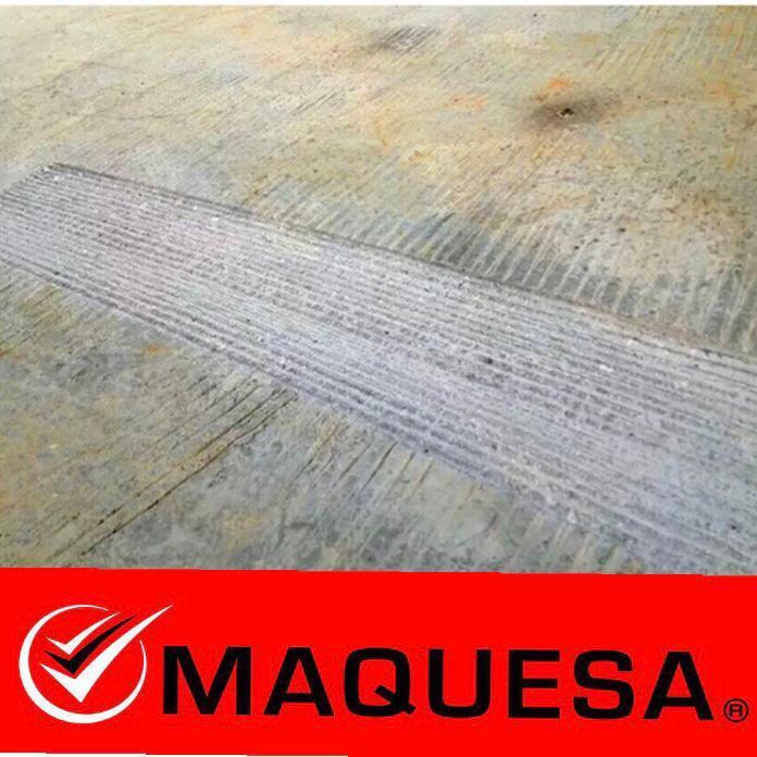Escarificadora de concreto
