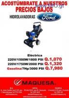 Hidrolavadoras Ford