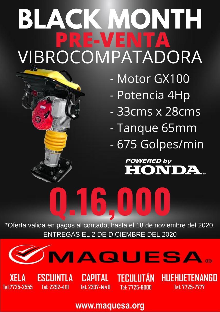 VIBROCOMPACTADORAS PRECIOS ESPECIALES